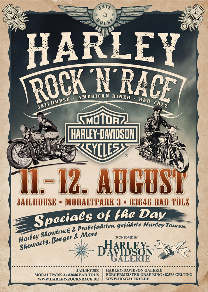 Harley Rock n Race 2018